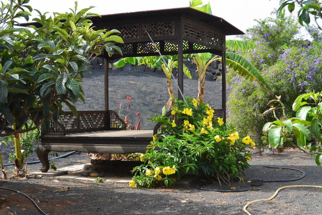Casa Bermejo | Garten