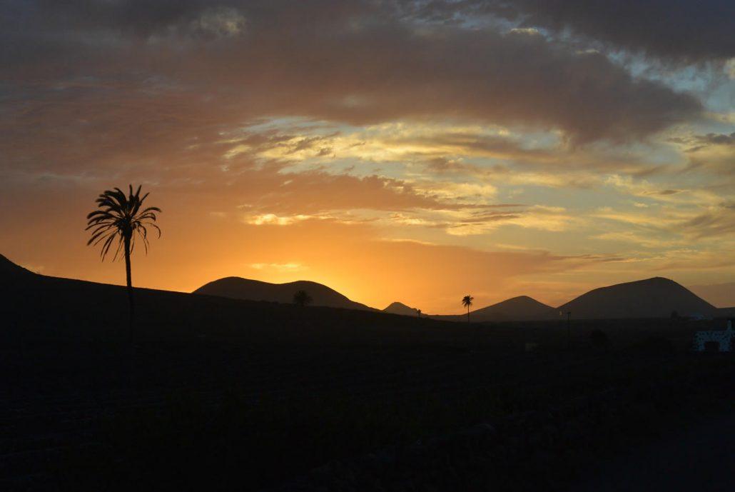 Casa Bermejo | Sonnenuntergang