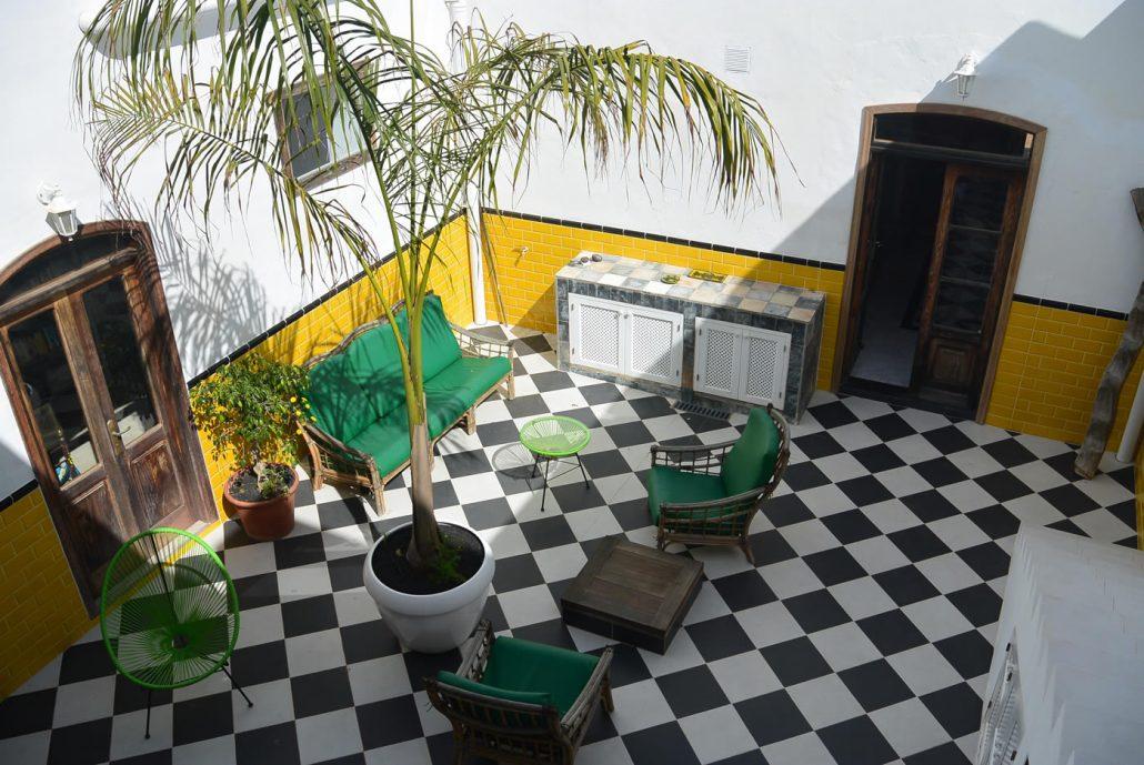 Casa Bermejo | Patio