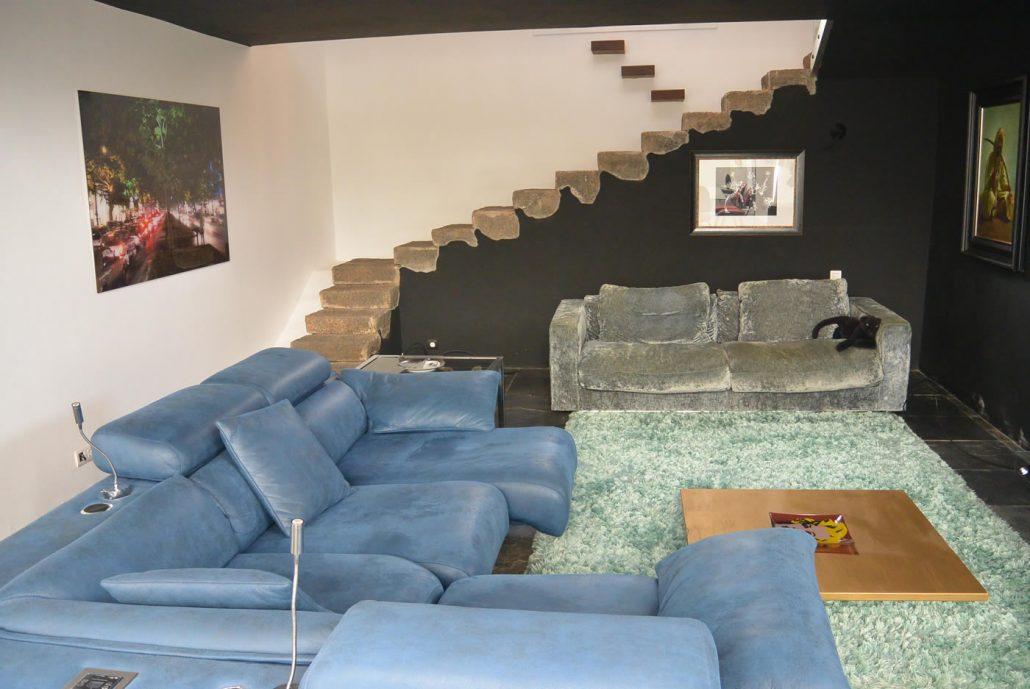 Casa Bermejo | Wohnzimmer