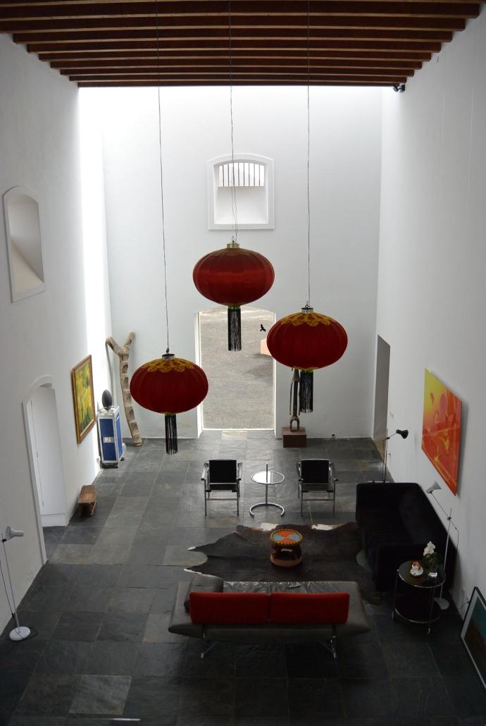 Casa Bermejo - Das Haus