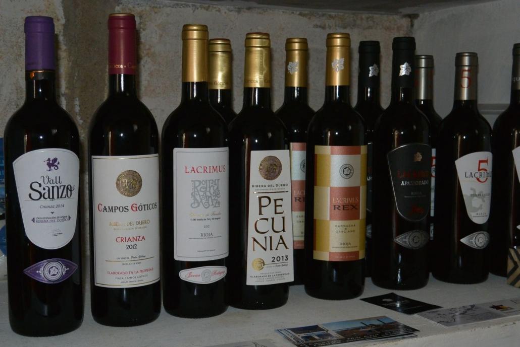 Casa Bermejo - Food & Wine